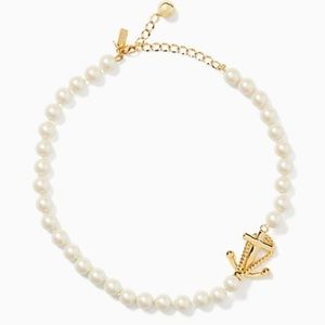 Kate Spade Anchors Away necklace